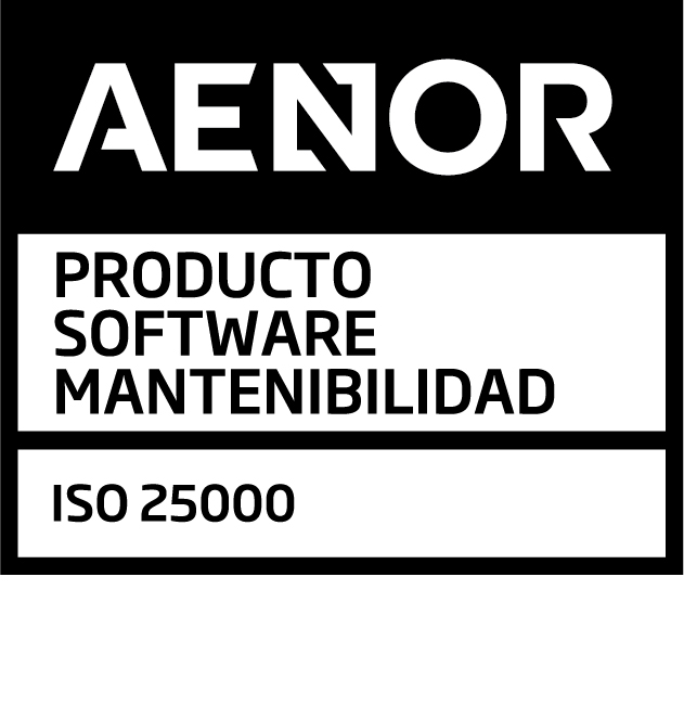 Marca AENOR Conform mantenibilitat software